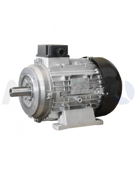 MOTOR ELECTRICO ASINCRONO TRIFASICO 4POLOS 4KW-5.5CV-230/400V(50Hz)-1450RPM-Ø28
