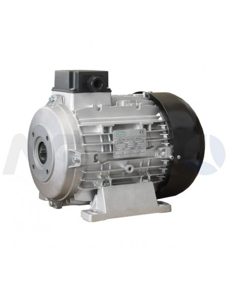 MOTOR ELECTRICO ASINCRONO TRIFASICO EJE HUECO 4POLOS 5,5KW-7,5CV-230/400V(50Hz)-1450RPM-Ø24