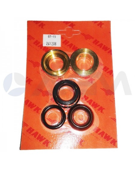 KIT COLLARINES Y BRONCES HAWK LEUCO 2612.08