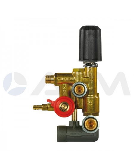 "INTERPUMP VALVULA ALTA PRESION ""W2-2"" 250 BAR."