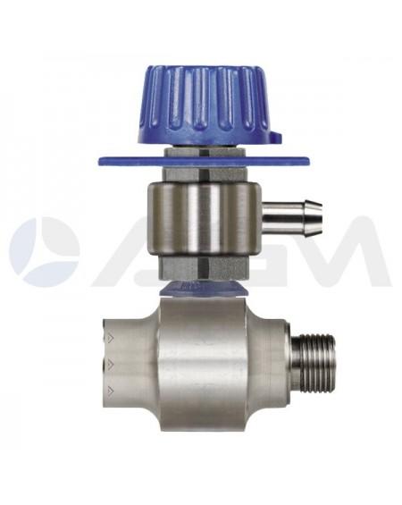 EASYFOAM INYECTOR ESPUMA ST160 CON DOSIFICADOR. INYECTOR Ø1,6mm.