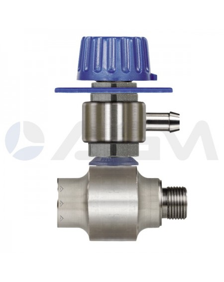 EASYFOAM INYECTOR ESPUMA ST160 CON DOSIFICADOR. INYECTOR Ø2,1mm.