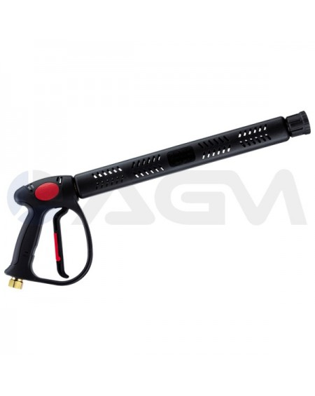 "PISTOLA ALTA PRESION ""MV925"" CON EXTENSION ""L35"" 310 BAR-30LPM-160°C"