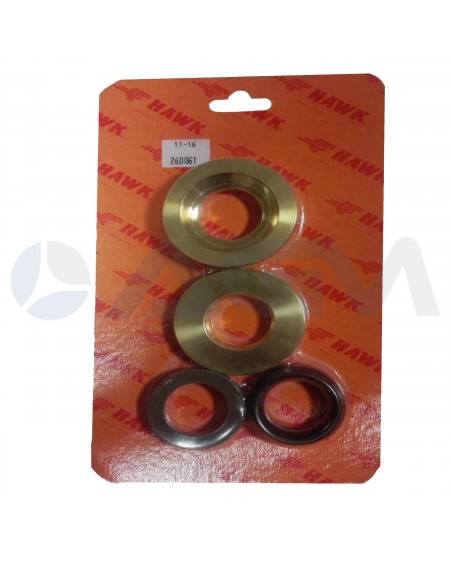 KIT COLLARINES Y BRONCES HAWK LEUCO 2600.61