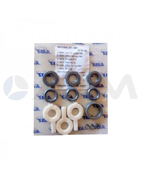 KIT COLLARINES  NBR CAT 550  (30610)