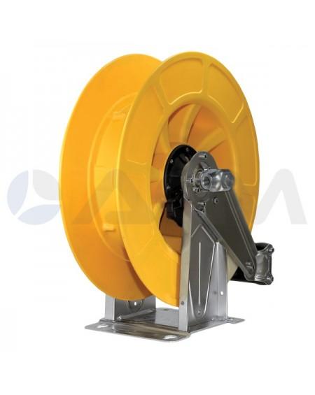 ENROLLADOR RETRACTIL RM434 ACERO PINTADO-21MT-200B