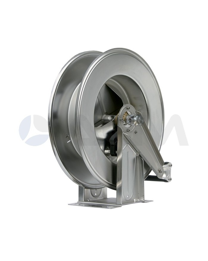 ENROLLADOR RETRACTIL RM434 ACERO INOX 304-21MT-200B