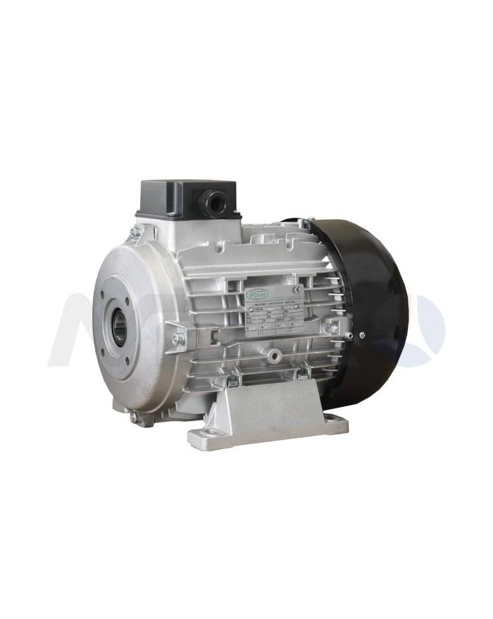 MOTOR ELECTRICO ASINCRONO TRIFASICO EJE HUECO 4POLOS 2,2KW-3CV-230/400V(50Hz)-1450RPM-Ø24