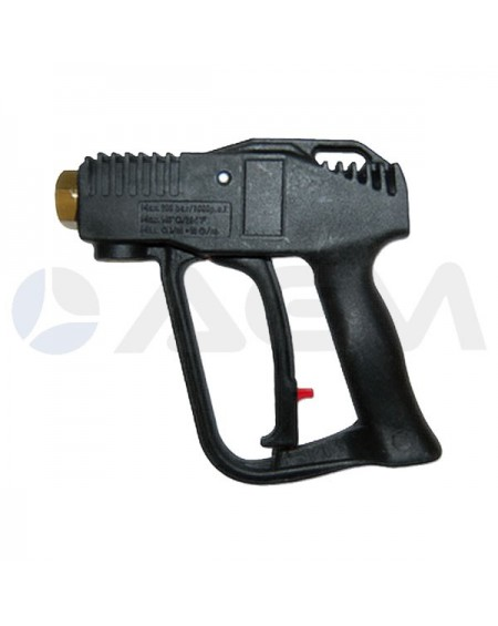 "PISTOLA ALTA PRESION INTERPUMP ""P11"" 200 BAR-40LPM-140°C."