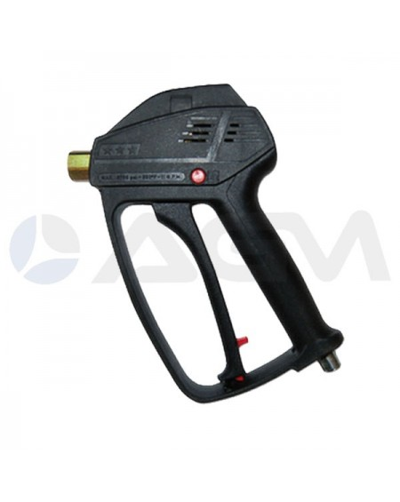 "PISTOLA ALTA PRESION INTERPUMP ""P3"" 280 BAR-42LPM-150°C."