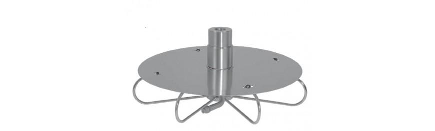 Mosmatic cabezales auto-rotantes de alta presión.