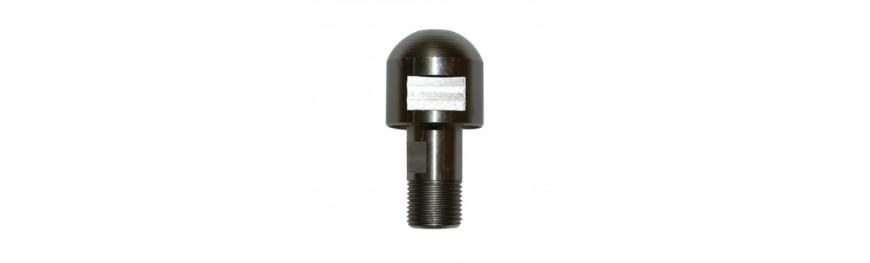 Boquillas alta presión para desatasco de tuberías.