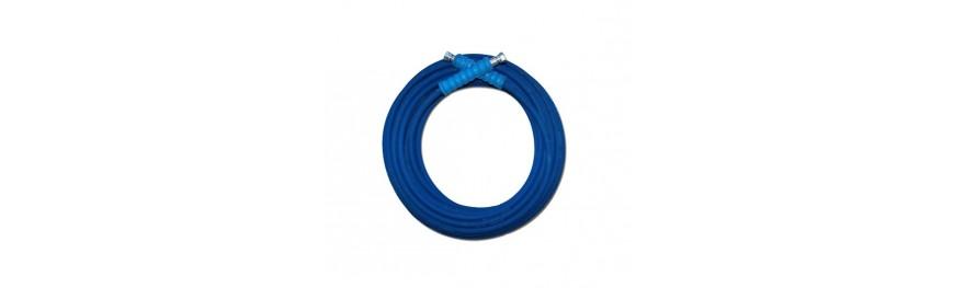 Mangueras de alta presión estándar R1 Azules.