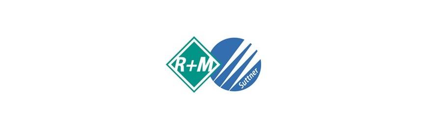Pistolas alta presión R+M SUTTNER hasta 350 bar para hidrolimpiadoras y sistemas de limpieza de alta presión profesional.