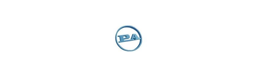 Pistolas alta presión PA, SPA hasta 350 bar para hidrolimpiadoras y sistemas de limpieza de alta presión profesional.