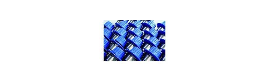 Accesorios de alta y baja presión para la producción de espuma.